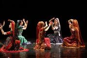 Индийский танец в Киеве. Школа индийского танца