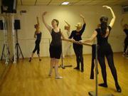 Занятия по хореографии и балету для взрослой аудитории