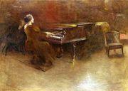 Уроки игры на фортепиано (пианино)